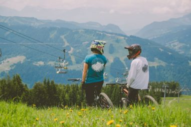 Summer Lift Opening Morzine 2019