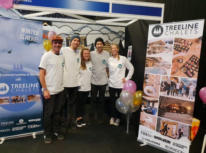 Team-Treeline-Ski-Show